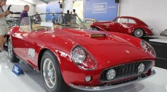 フェラーリ 250 GT California Spyder SWB(1961年式)