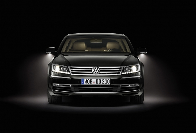 VW フェートン