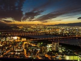 ドライブデートで行きたい!関西の夜景スポットおすすめ10選