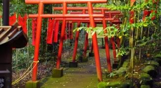 万葉公園神社