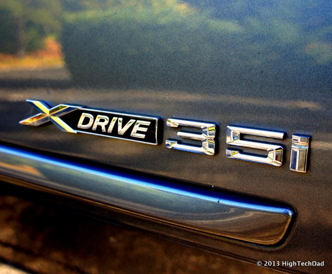 エンブレム X drive 35i