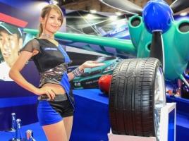 今さらながら東京モーターショーレポート タイヤブランドの枠を超えた独自の世界観を表現するファルケン