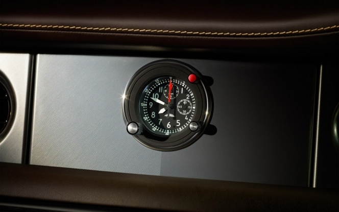 ロールス・ロイス ファントムの時計