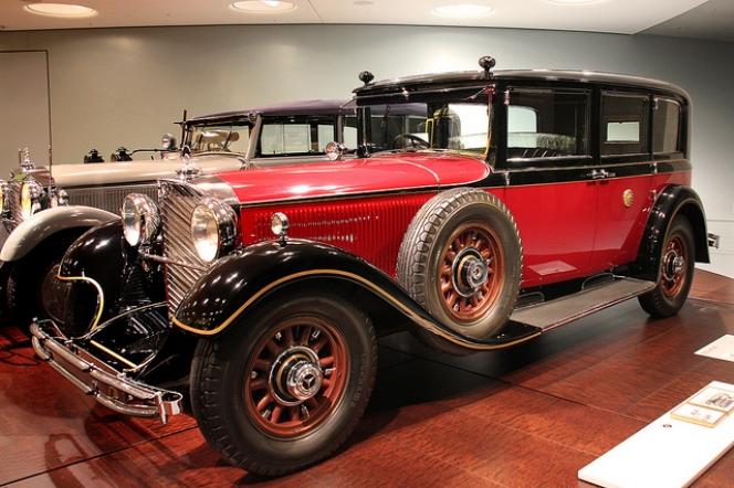 1935 Mercedes-Benz 770