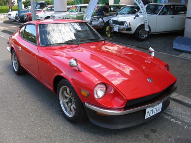 1970 フェアレディ 240Z