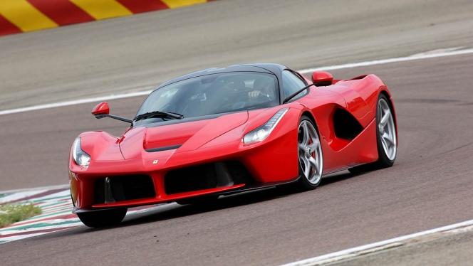 ラ・フェラーリ
