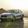 一目瞭然!新型BMW5シリーズの進化がわかる