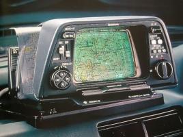 GPSが使えなかった時代…セリカXXやアコードに搭載されたカーナビはどんなシステムだったの?