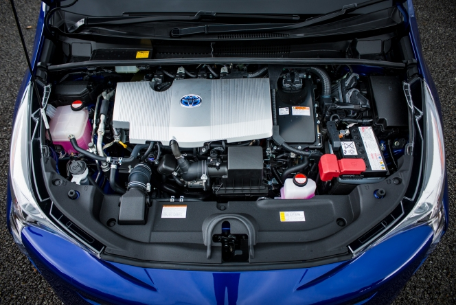2015 Toyota Prius Prototype FF