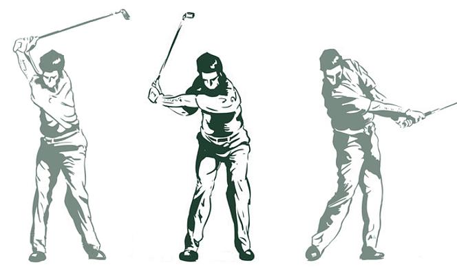 ゴルフ スイング