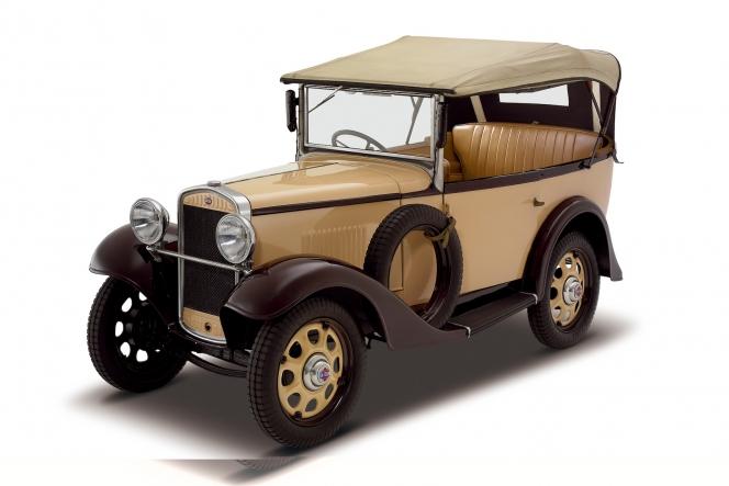 ダットサン 12型フェートン (1933年)