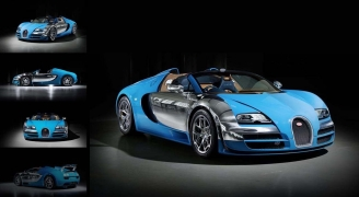 ブガッティ・ヴェイロン・レジェンド・メオ・コンスターニ (Bugatti Veyron Legend Meo Const