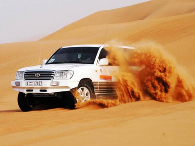 ランクル  砂漠 ギャラリー