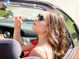 車内で裸は捕まるの?〜下着着用編〜