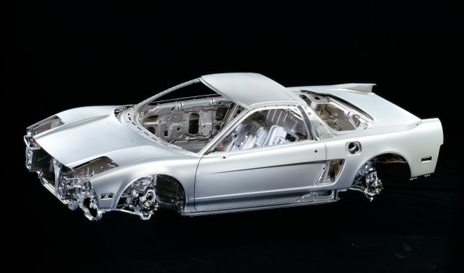 NSX 初代 オールアルミ