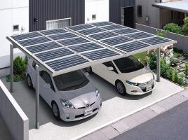 【PR】カーポートに太陽光発電を!空いてるスペースを有効活用!
