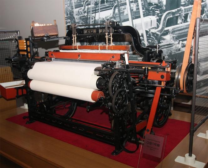 豊田自動織機