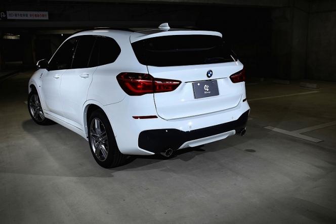 3D Designエアロパーツ(F48型BMW X1用)