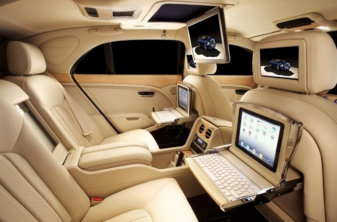2012 Bentley Mulsanne Executive