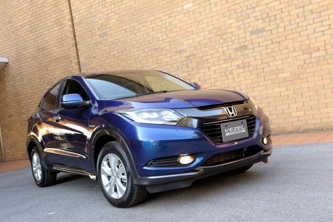 2014 Honda Vezel Hybrid X