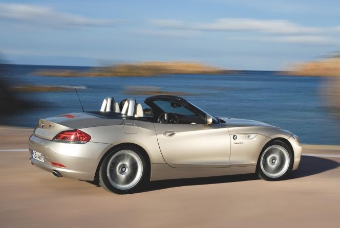 BMW 2代目 Z4