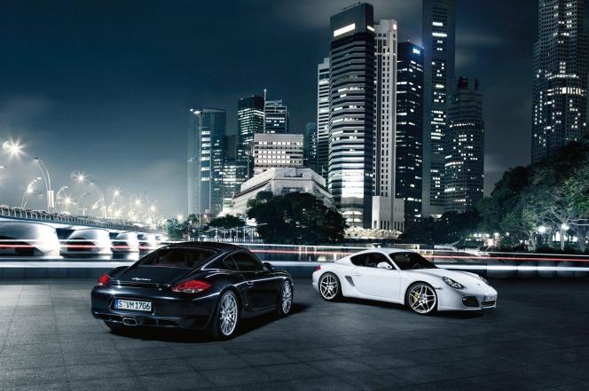 Porsche Cayman (ポルシェ ケイマン)
