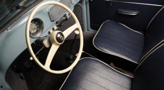 Volkswagen Beetle Type1 インテリア