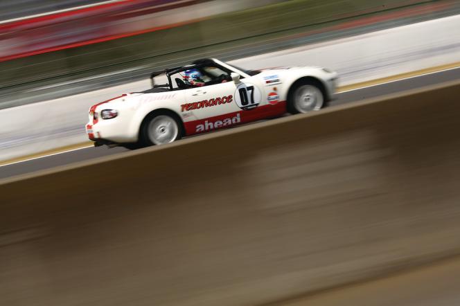 アヘッド メディア対抗ロードスター4時間耐久レース