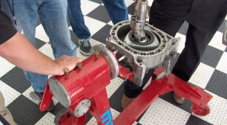 rotary engine(camera:Brian Cantoni)