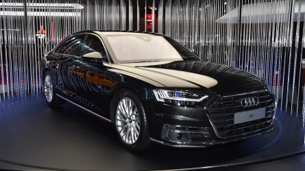 市販車初の自動運転レベル3搭載!新型アウディA8はどんな車に?