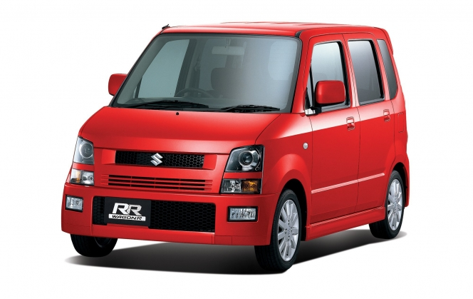 スズキ ワゴンR-RR
