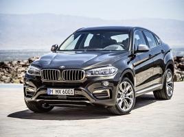 ライバル比較!BMW X6 vs ベンツ GLEクラスクーペ…両者の違いは?
