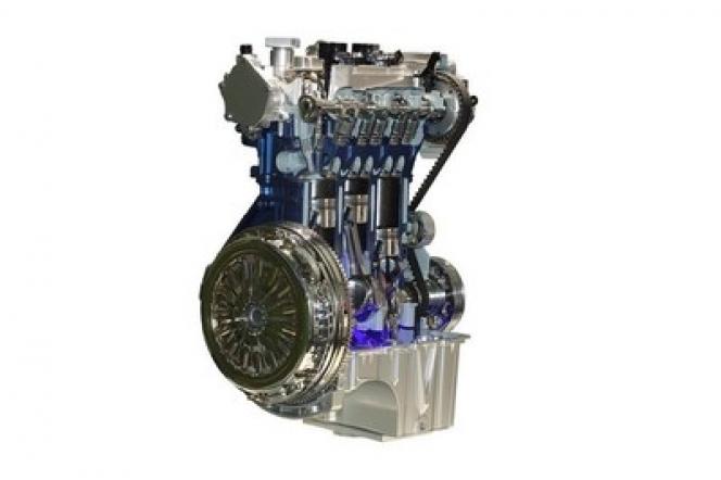 直列3気筒エンジン