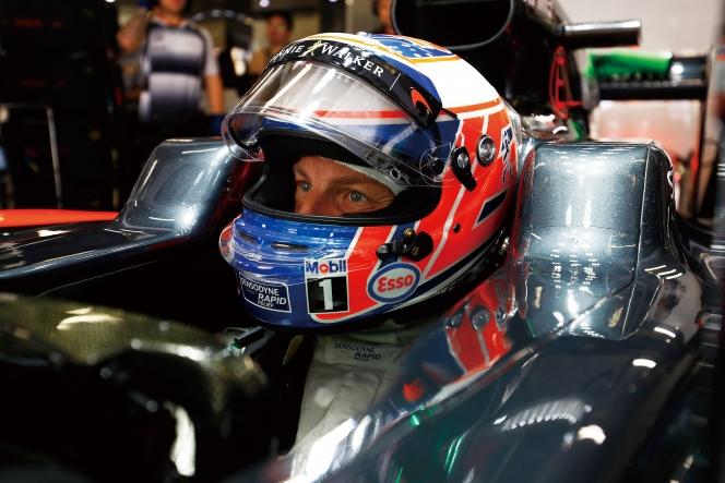 アヘッド ジェンソン・バトン (F1、マクラーレンホンダ)