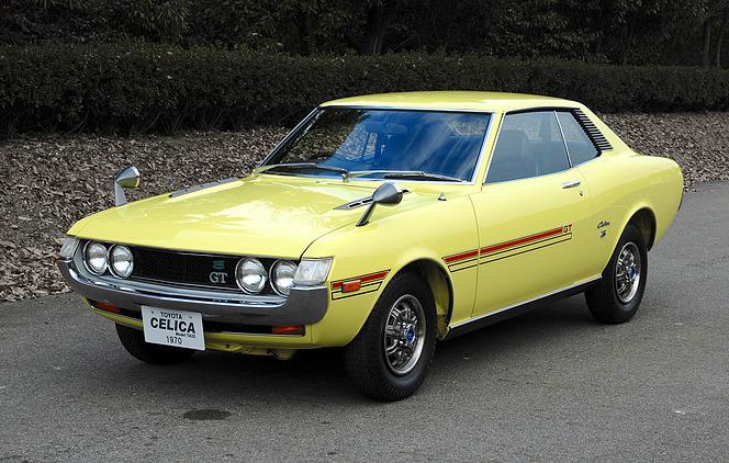 トヨタ セリカ 1970