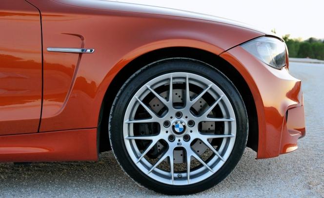 BMW 1-series M coupe ホイール