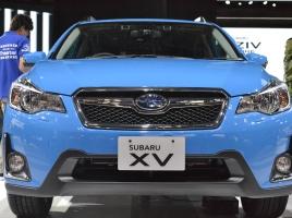 【東京モーターショー速報】大幅改良した「SUBARU XV 2.0i-L EyeSight 」デビュー