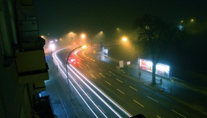 霧(リアフォグ バックフォグ)