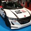 【東京オートサロン2017】トップフューエル&ZERO-1000は、S660に注目!