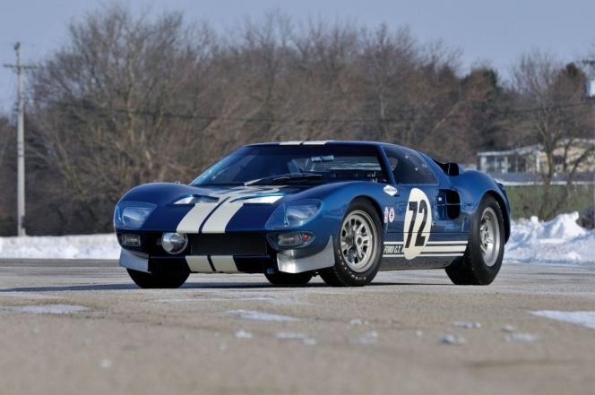 フォード GT40
