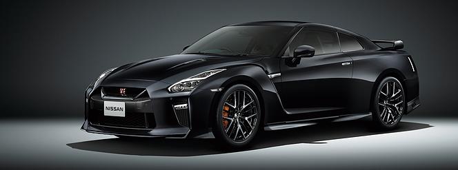 日産 GT-R R35 大坂なおみ 特別仕様車