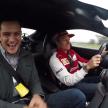 【動画】F1ドライバー、キミ・ライコネンが卓越したドラテクを披露!