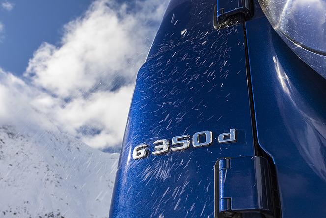メルセデス G350d 2018
