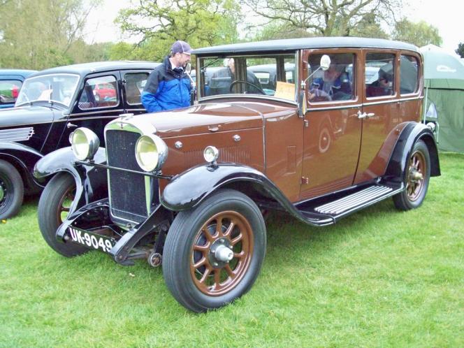 75 Hillman 14 (1930)