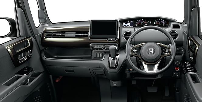 ホンダ N-BOX Custom G・EX ターボ Honda SENSING