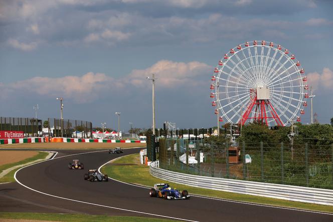 アヘッド 鈴鹿サーキット  F1 日本グランプリ