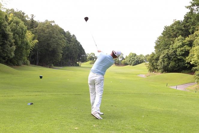ゴルフ 男性