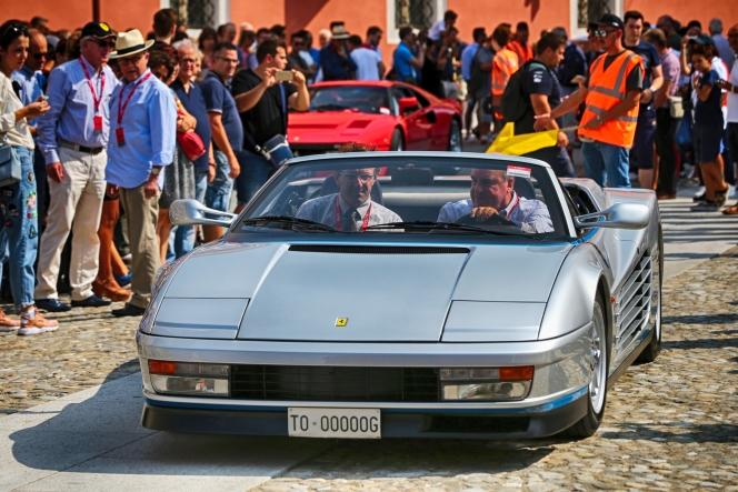 フェラーリ テスタロッサ
