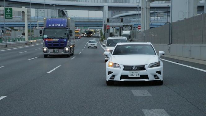 高速道路自動運転車「Highway Teammate」
