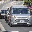 無人自動車を見た人々の反応って?ある会社が調査してるようです。
